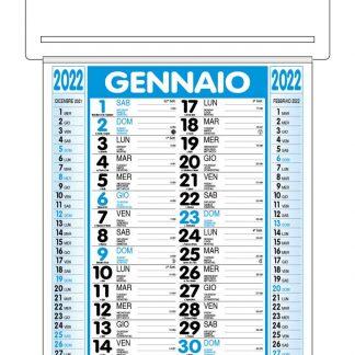 Calendario olandese passafoglio CP12B