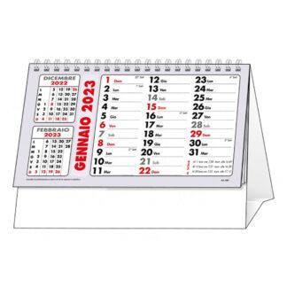Calendario da tavolo personalizzato per aziende C6751