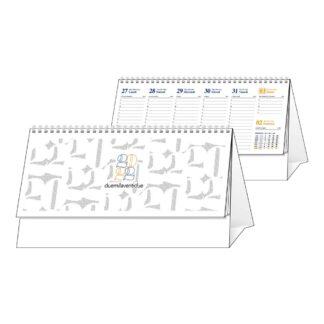 Calendario da tavolo - Planning da tavolo settimanale C7351