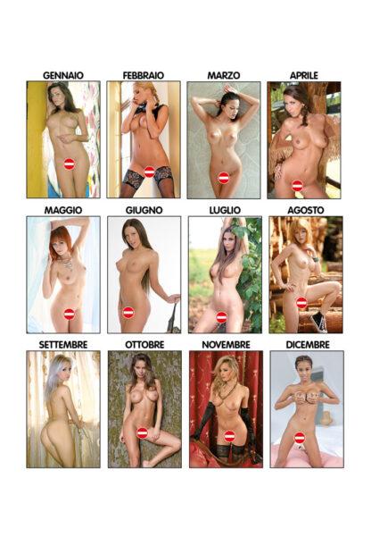 Calendario donne nude D5690